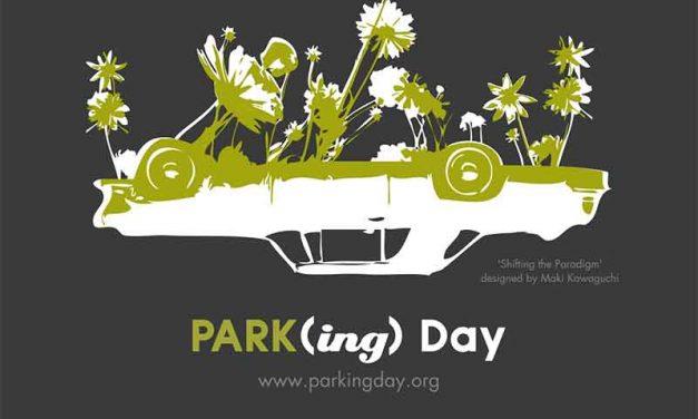 PARK(ING) DAY: URBAN TRANSFORMATION