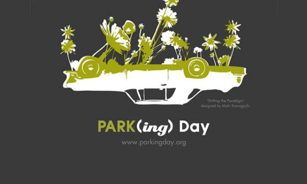 PARK(ING) DAY DOWNTOWN: SEPTEMBER 16