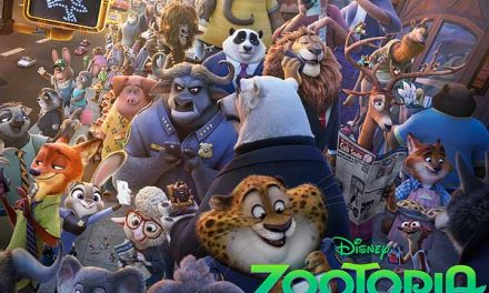 AUGUST 17: CINEMA UNDER THE STARS: ZOOTOPIA