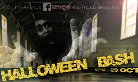 ROUGE NIGHTCLUB: Halloween Bash!