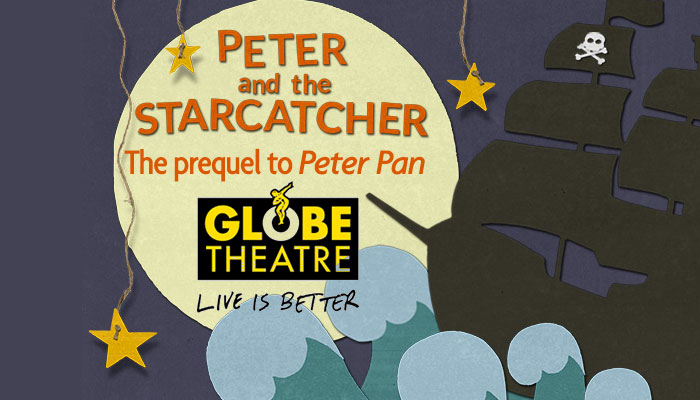 PETER AND THE STARCATCHER thru JAN.1, 2017
