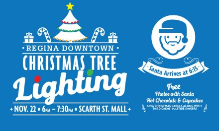 Downtown Tree Lighting November 22nd!