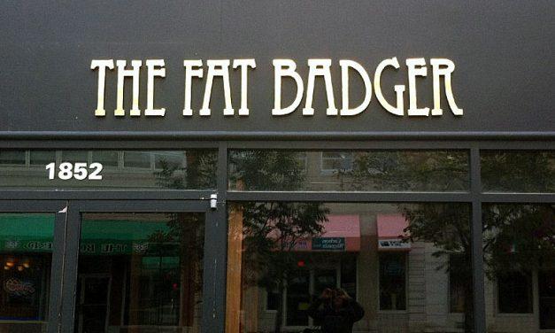 RRW2018–The Fat Badger