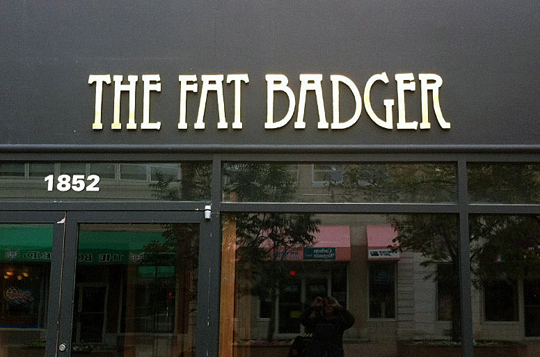 RRW: THE FAT BADGER