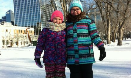 RINK STORIES: Sally, Chloe & Emily