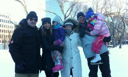 RINK STORIES: Shawnee & Family