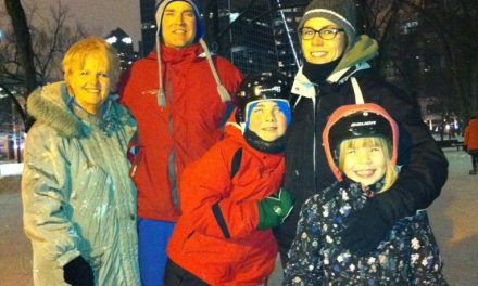RINK STORIES: The McLeod Family