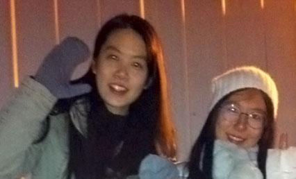 RINK STORIES: Yandi Zhu & Xuewei Lou