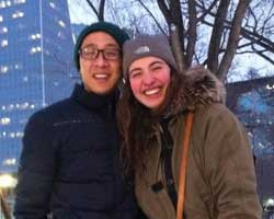 RINK STORIES: Matt & Emma