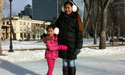 RINK STORIES: Estela & Angel