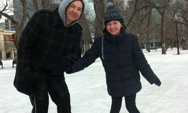 RINK STORIES: Andrew & Estrella