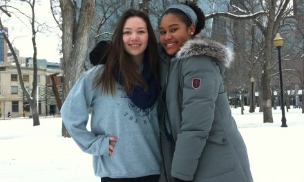 RINK STORIES: Christine & Ilyasah