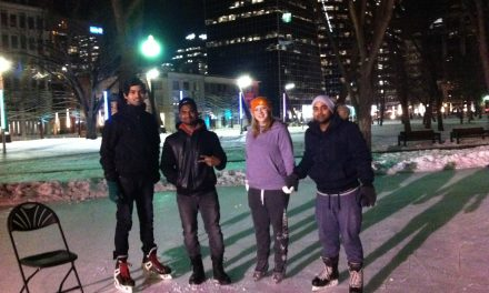 RINK STORIES: ARUN & FRIENDS