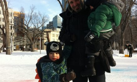 RINK STORIES: LAURENT & FAMILY