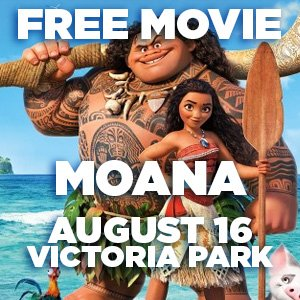 Magic Under the Stars,MOANA, August 16