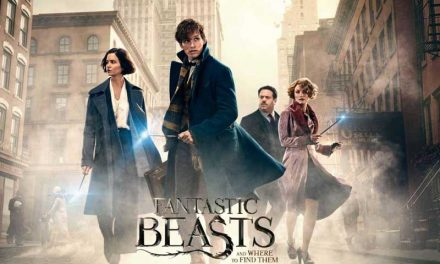 JULY 26: FANTASTIC BEASTS AND WHERE TO FIND THEM–CINEMA UNDER THE STARS