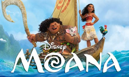 AUGUST 16: DISNEY'S MOANA–CINEMA UNDER THE STARS