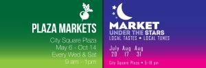 Regina Farmers' Market @ City Square Plaza