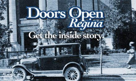 DOORS OPEN REGINA, AUGUST 19, 10-2PM