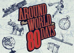 Around the World in 80 Days @ Globe Theatre