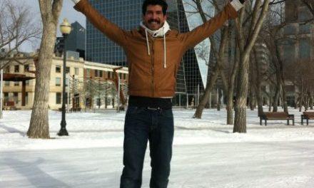 RINK STORIES: Carlos Pinto