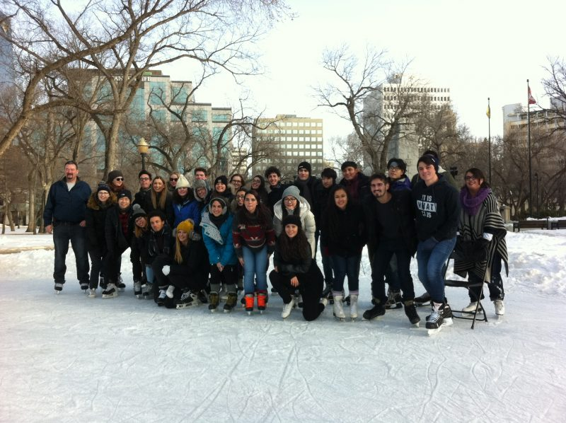 RINK STORIES: U of R International Students