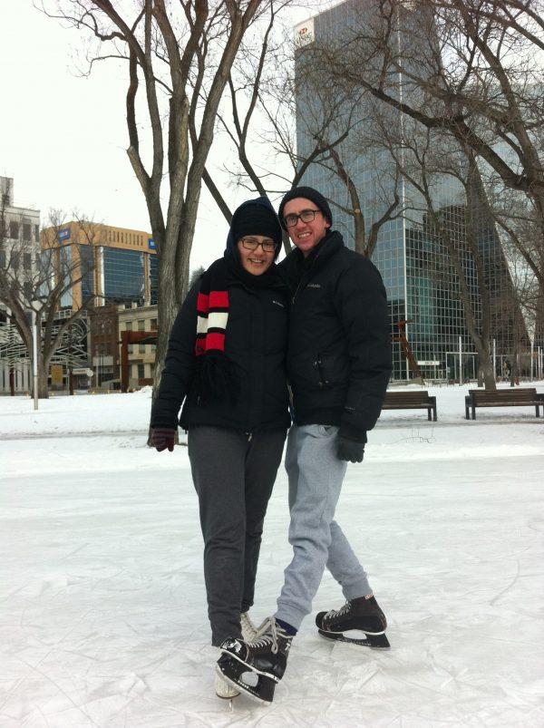 RINK STORIES: Jamie & Kyle