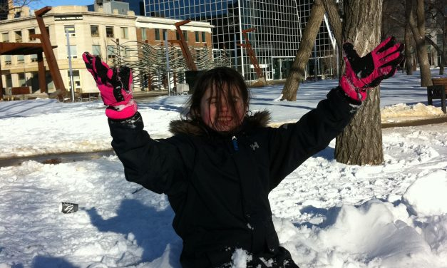 RINK STORIES: Phoebe & Family