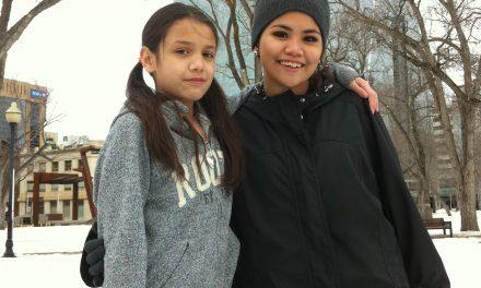 RINK STORIES: Valerie & Bella