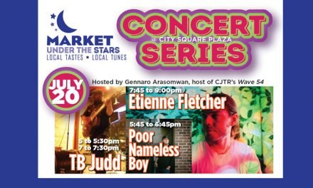 MARKET/CONCERT SERIES JULY 20