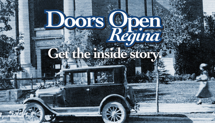 DOORS OPEN REGINA AUGUST 19 102PM Regina Downtown