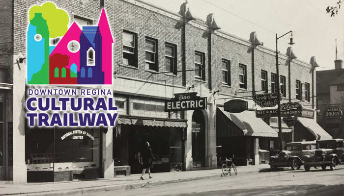 Downtown Cultural Trailway Tour, Sept. 9