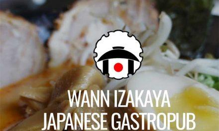 RRW2018–Wann Izakaya