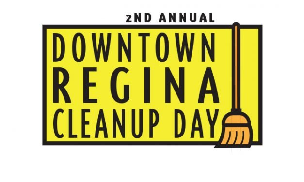 Downtown Regina Cleanup Day! April 28