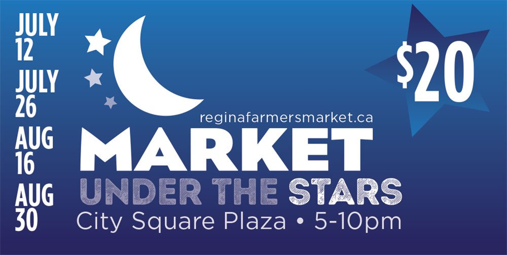 Skip The Ticket Line – Market Under the Stars