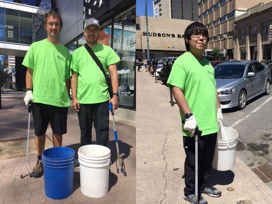 Regina Downtown Welcomes New Clean Team Members