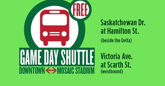 CONTEST ALERT! Win FREE tickets to Riders/Eskimos on October 8th!