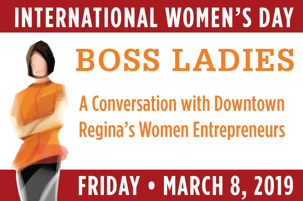 International Women's Day: Boss Ladies