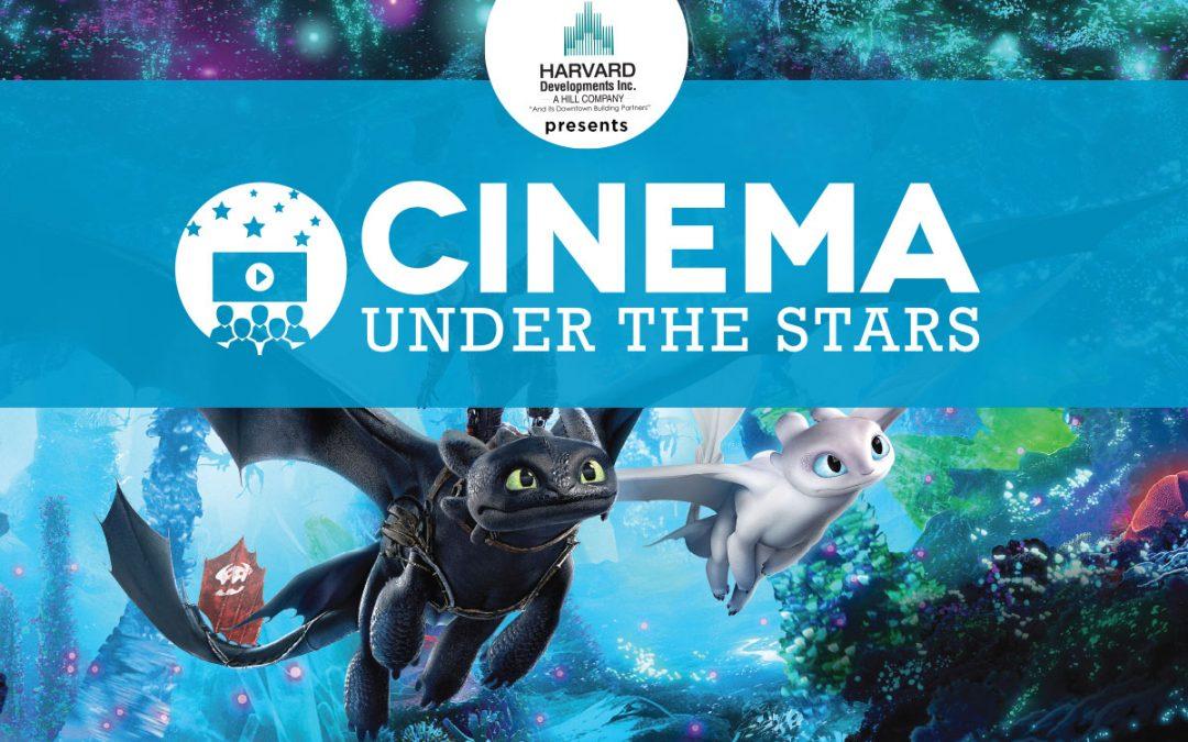 CINEMA UNDER THE STARS 2019