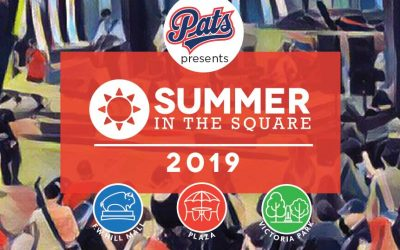 Summer in the Square 2019